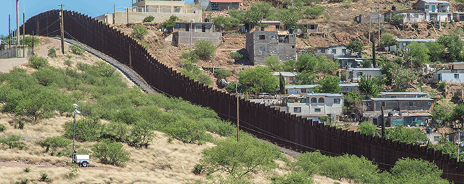 mexico wall immigrants