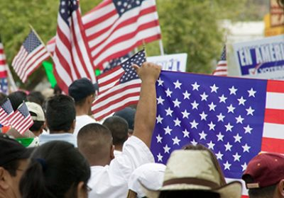 Protesters-across-US-voice-concern-over-Trump-policies